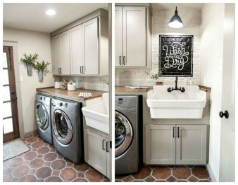 Best Tips To Upgrade Your Laundry Room Design 30