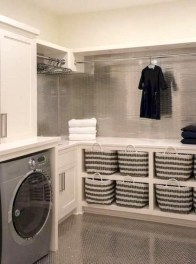 Best Tips To Upgrade Your Laundry Room Design 32