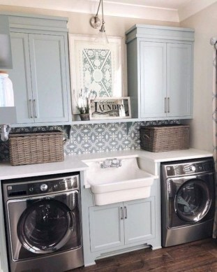 Best Tips To Upgrade Your Laundry Room Design 36