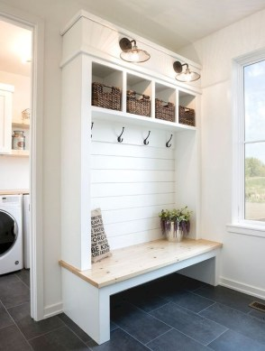 Best Tips To Upgrade Your Laundry Room Design 38