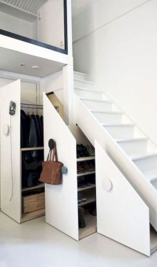 Brilliant Stair Design Ideas For Small Space 08