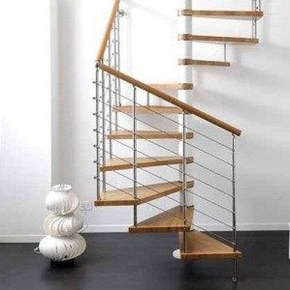 Brilliant Stair Design Ideas For Small Space 19