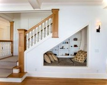 Brilliant Stair Design Ideas For Small Space 27