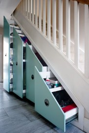 Brilliant Stair Design Ideas For Small Space 28