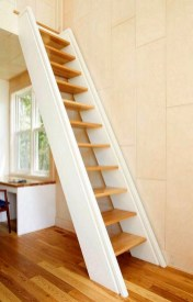 Brilliant Stair Design Ideas For Small Space 31