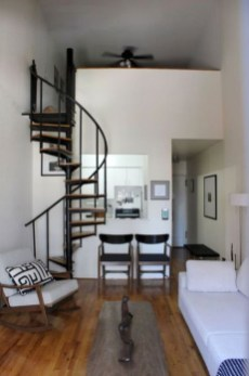 Brilliant Stair Design Ideas For Small Space 42