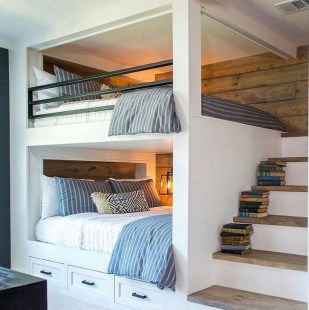 Brilliant Stair Design Ideas For Small Space 48