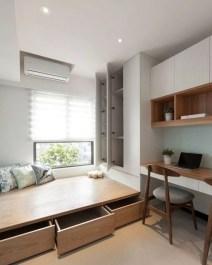 Elegant Wardrobe Design Ideas For Your Small Bedroom 01