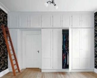 Elegant Wardrobe Design Ideas For Your Small Bedroom 04