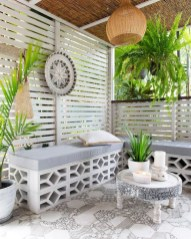 Fabulous Outdoor Seating Ideas For A Cozy Home 05