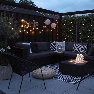 Fabulous Outdoor Seating Ideas For A Cozy Home 18