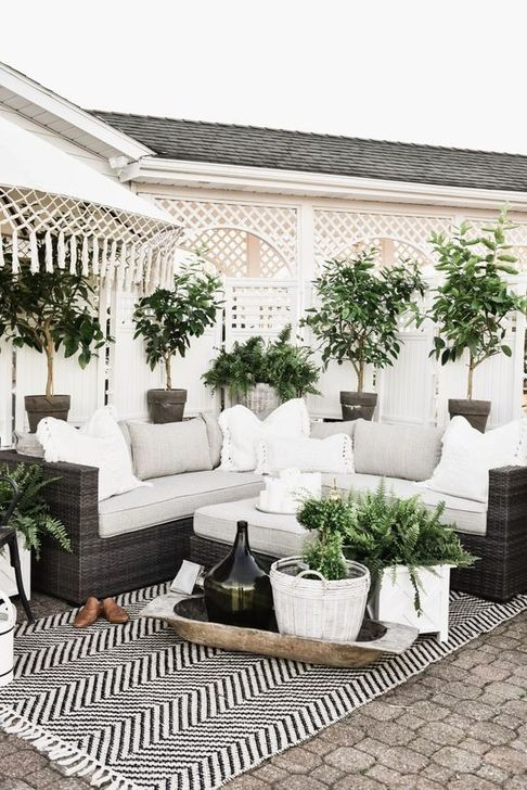 Fabulous Outdoor Seating Ideas For A Cozy Home 33