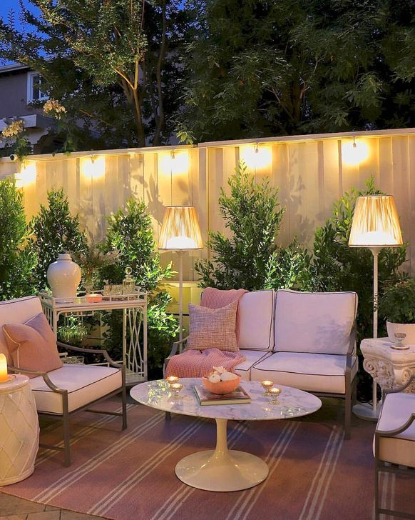 Fabulous Outdoor Seating Ideas For A Cozy Home 54