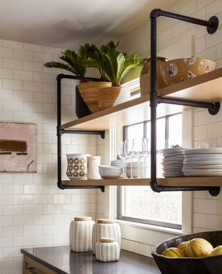 Genius DIY Floating Shelves Ideas For Home Decoration 07