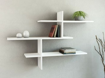 Genius DIY Floating Shelves Ideas For Home Decoration 45