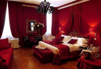Magnificient Red Bedroom Decorating Ideas For You 23