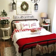 Magnificient Red Bedroom Decorating Ideas For You 26
