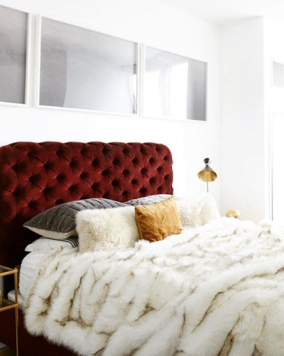 Magnificient Red Bedroom Decorating Ideas For You 38