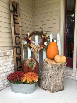 Modern Fall Decor Inspiration To Transform Your Home For The Cozy Season 35