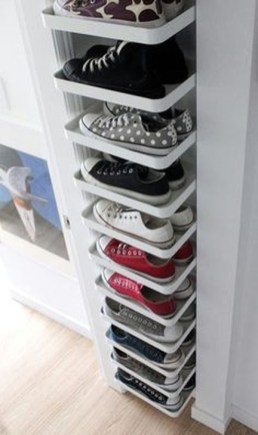 Perfect Shoe Rack Concepts Ideas For Storing Your Shoes 24