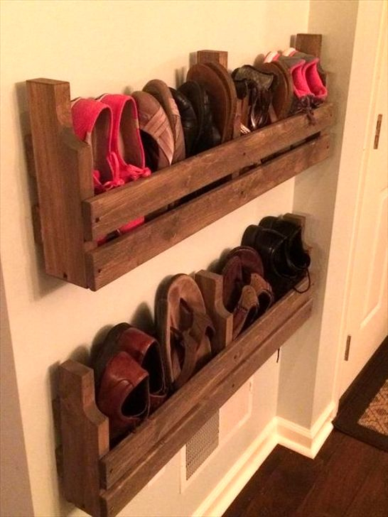 Perfect Shoe Rack Concepts Ideas For Storing Your Shoes 42