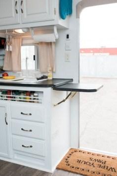 Unusual RV Kitchen Organization Ideas You Should Know 38