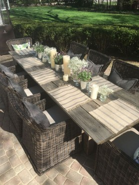 Awesome Backyard Seating Ideas For Best Inspiration 35