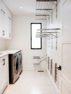 Perfect Functional Laundry Room Decoration Ideas For Low Budget 02