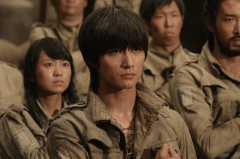 映画『進撃の巨人 ATTACK ON TITAN』主演の三浦春馬