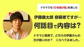 【スーツ2】伊藤健太郎がでひき逃げ犯を演じてたのは何話目?現実とドラマの違う所は?
