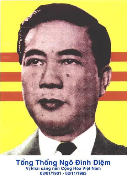 Image result for NGÔ ĐÌNH DIỆM