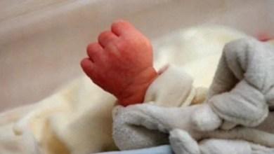 صورة فاجعة : العثور على جثة رضيع حديث الولادة  داخل علبة كارتون بمدينة طنجة