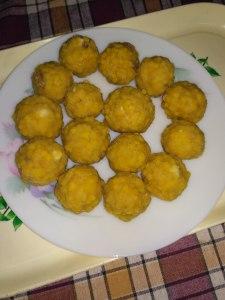 ಬೂಂದಿ ಲಾಡು, Boondi Ladu