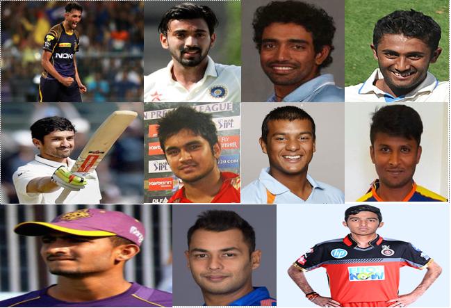 ಕರ್ನಾಟಕ ಕ್ರಿಕೆಟ್ ತಂಡದ ಆಟಗಾರರು, Karnataka Cricket players