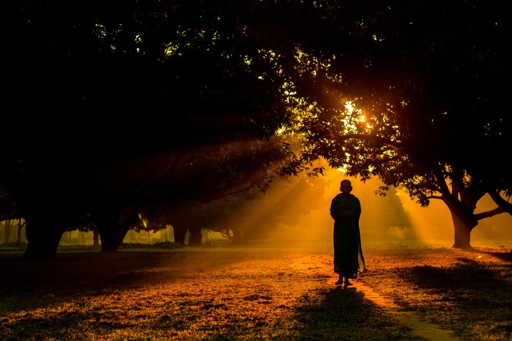 ಜೆನ್ ಸನ್ಯಾಸಿ, zen monk