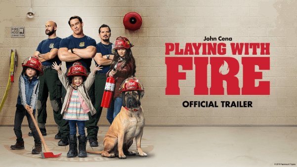 Download Playing with Fire