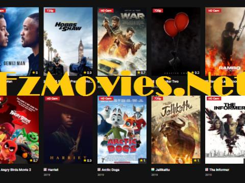 FzMovies Series