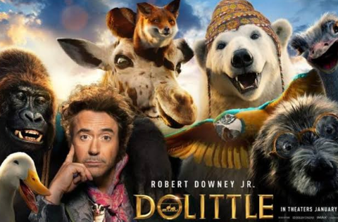 Dolittle Movie Download
