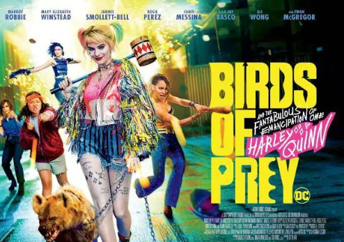 Download Birds of Prey Movie