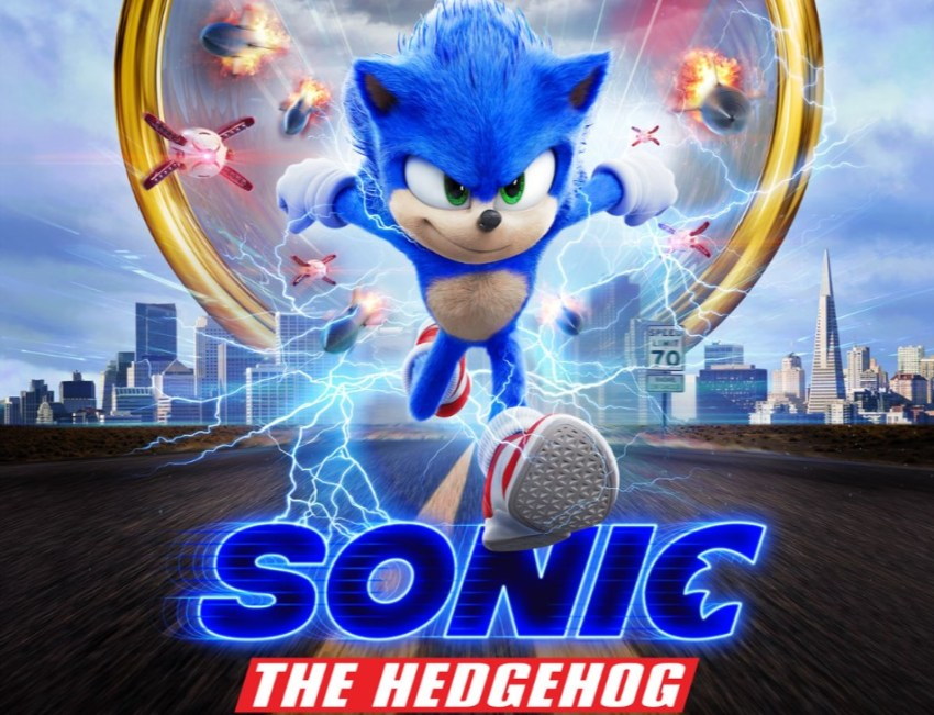 Sonic the Hedgehog Movie Download
