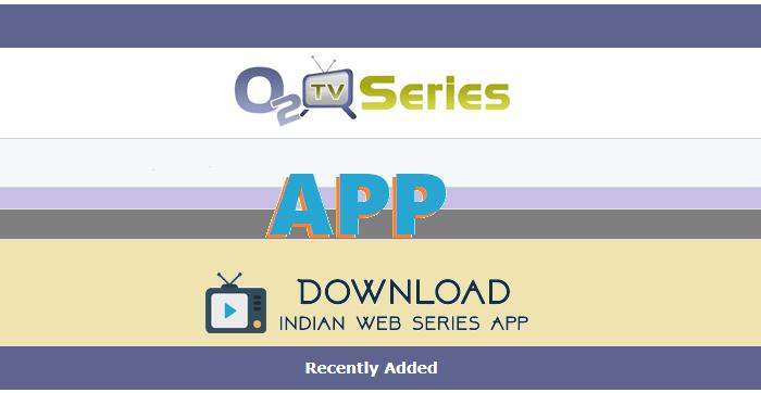 O2TvSeries App