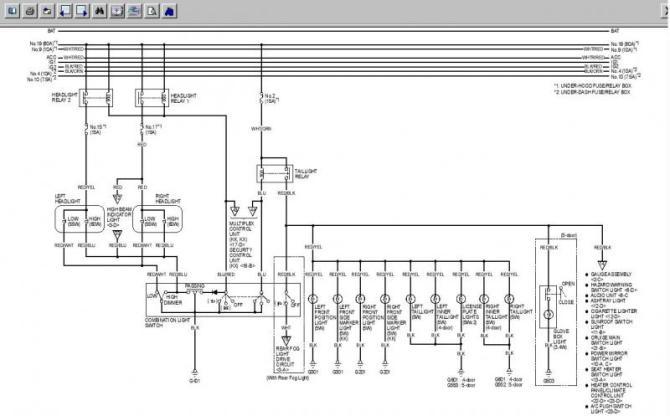 99 honda accord wiring diagram  horizontal wiring home plan