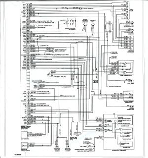 Integra TCM wiring schematic for Auto swap  HondaTech