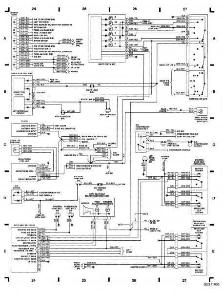 89 honda wiring diagram  wiring diagram seriesdesignb