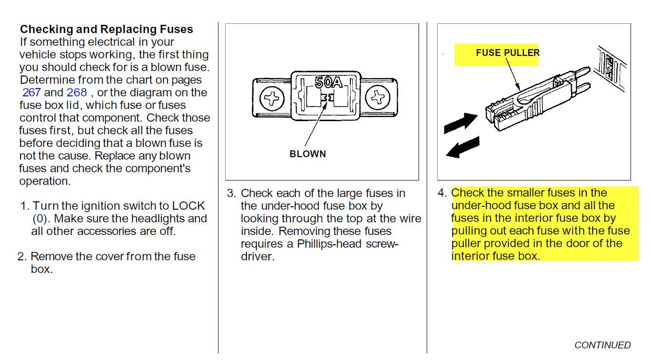 1996 Honda Civic Ex Manual Transmission Diagram Hood Fuse Box