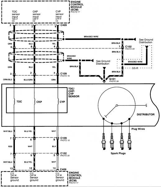 b18c1 obd1 wiring diagram mercury tilt trim wiring diagram