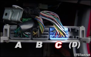 ITR ECU Wiring  HondaTech  Honda Forum Discussion
