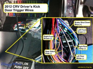 OEM Remote Start Module 2012 CRVCIVIC EX  HondaTech  Honda Forum Discussion