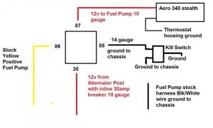 Fuel Pump Wiring Double Checking having issue  HondaTech