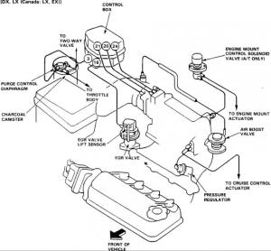 92 Accord Map Sensor Wiring Diagram  Wiring Diagram